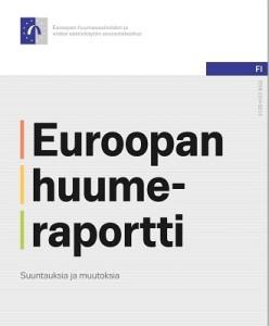 Kansikuva: Euroopan huumeraportti 2015