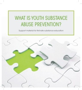 Cover: what is youth substance abuse prevention?