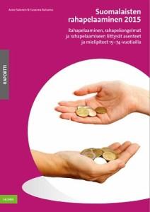Kansikuva: Suomalaisten rahapelaaminen 2015