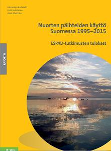 Kansikuva: Nuorten päihteiden käyttö Suomessa 1995–2015